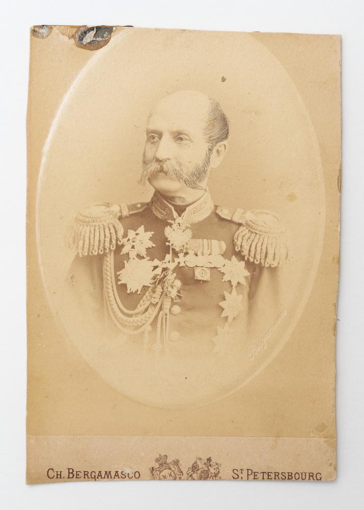 Иван Львович Слёзкин, брат деда Ю.Л. Слёзкина, начальник московского губернского жандармского управления.