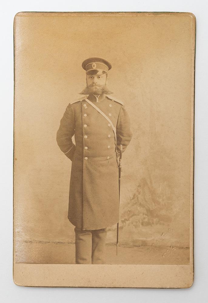 Л.М. Слёзкин (отец Ю.Л. Слёзкина).