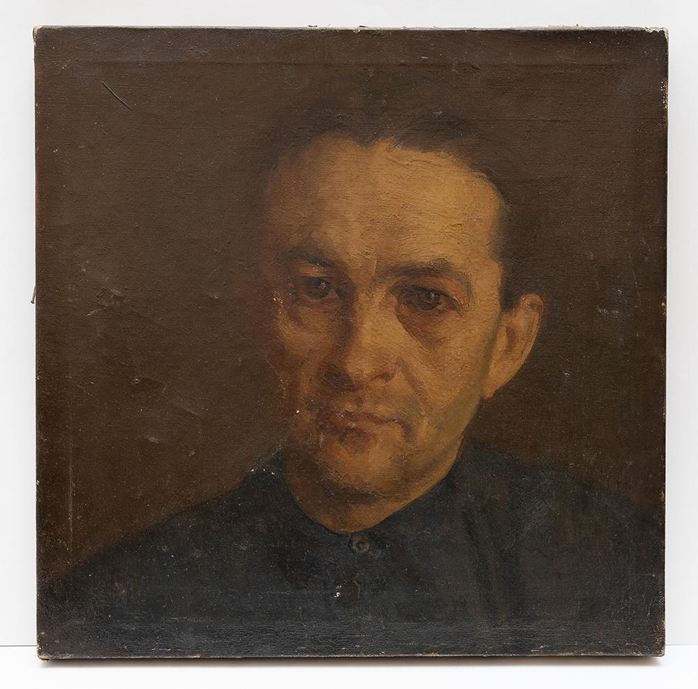 Портрет Ю.Л. Слёзкина. Неизвестный художник