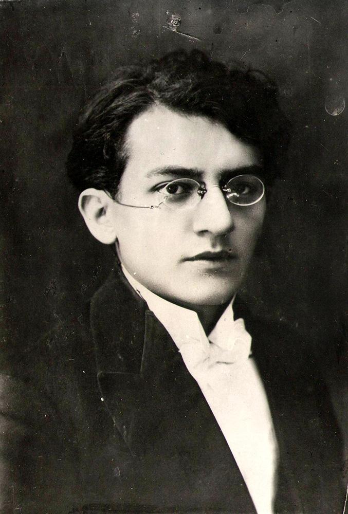 А.Ш. Мелик-Пашаев. 1920-1930-е гг