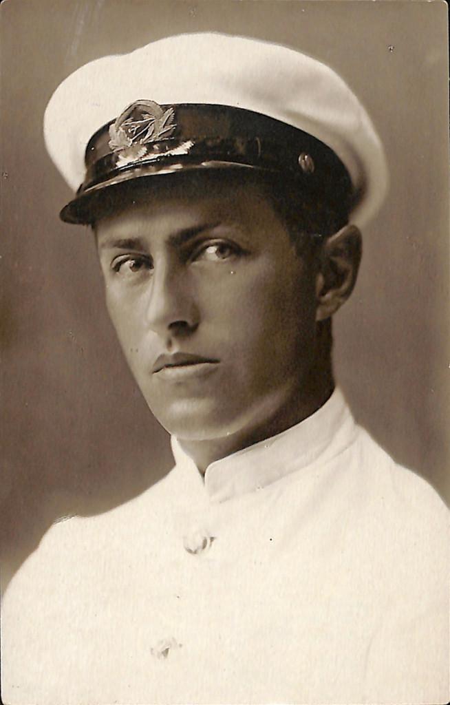Фотография. Гайдовский Георгий Николаевич. 1936 г.