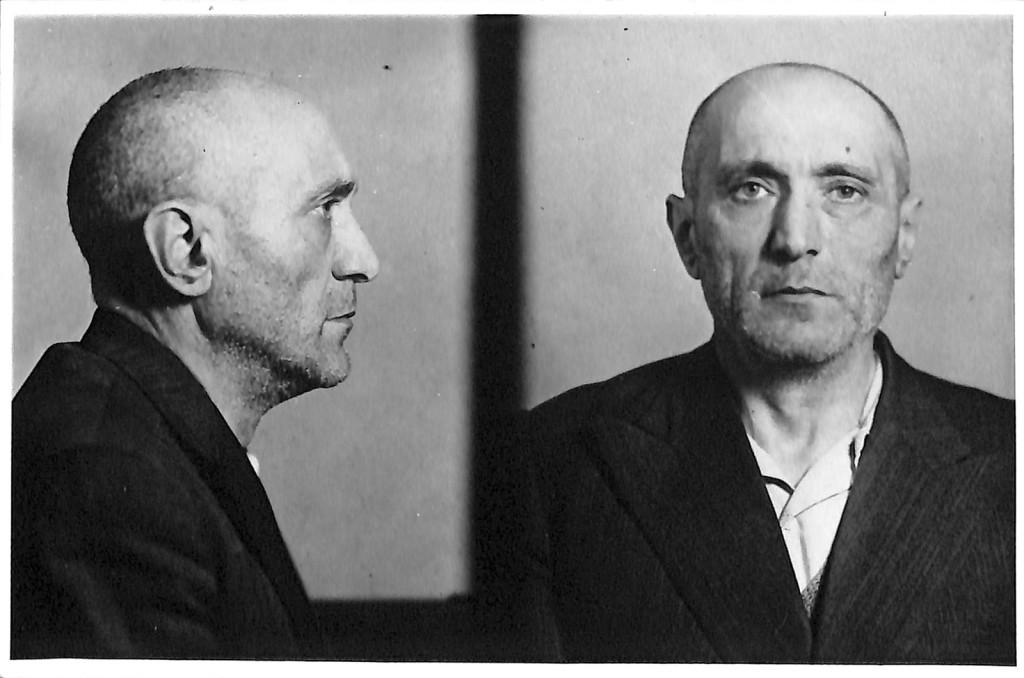 Фотокопия. Стонов Дмитрий Миронович. С фото из следственного дела 1949 г. 2000-е гг.