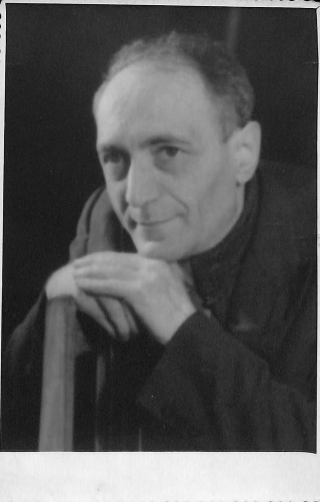 Фотография. Стонов Дмитрий Миронович. 1950 г.